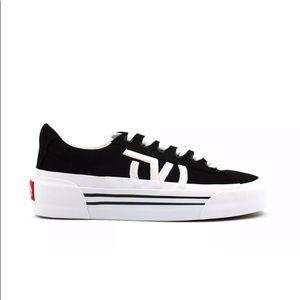 Vans Sid ni staple black white 8.5 sneaker shoes